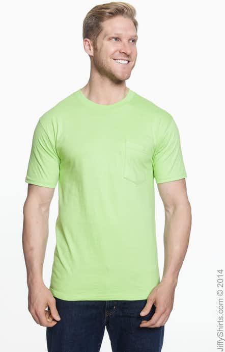Hanes 5190P Lime