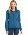 Port Authority L232 Med Blue Heather