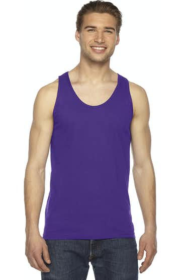 American Apparel 2408 Purple