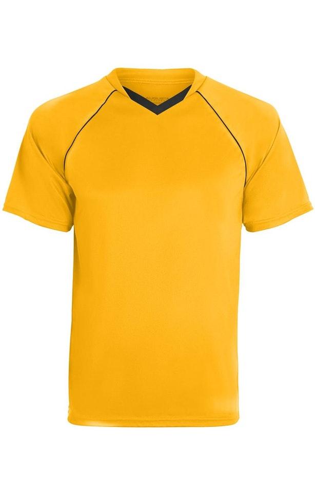 Augusta Sportswear 215 Gold / Black