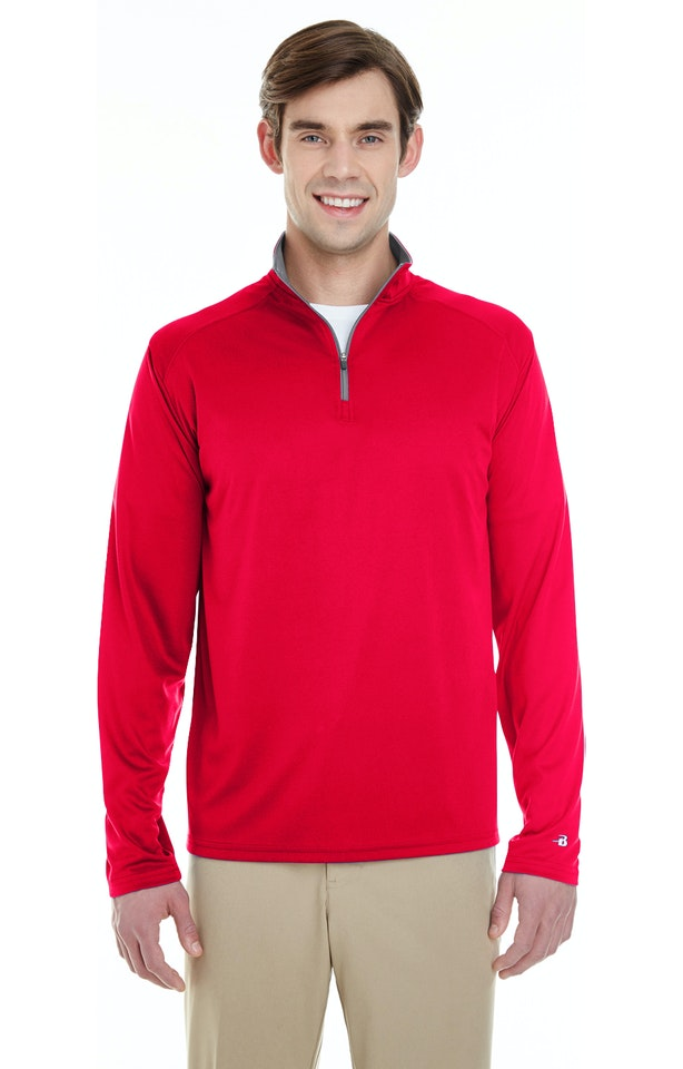 Badger 4102 Red / Graphite