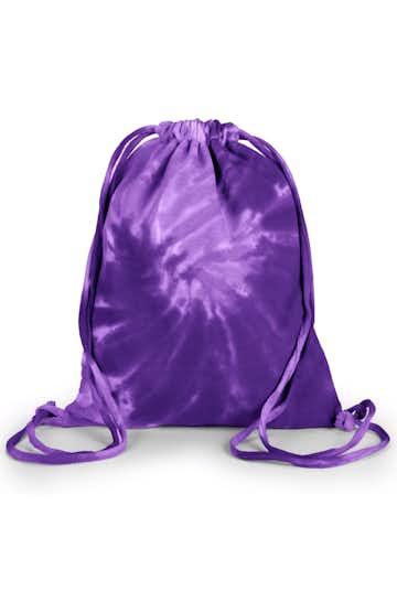 Tie-Dye CD9500 Spiral Purple