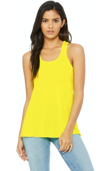 Bella + Canvas B8800 Neon Yellow