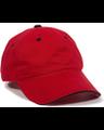 Outdoor Cap GL-645 Red / Black