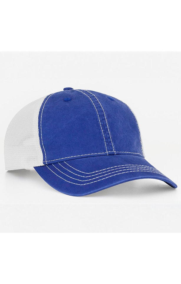 Pacific Headwear 0V67PH Royal/White