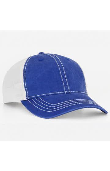 Pacific Headwear 0V67PH Royal/White