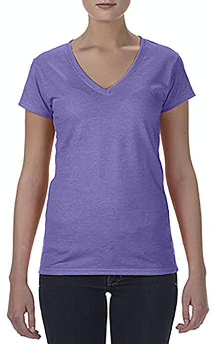 Anvil 380VL Heather Purple