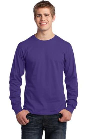 Port & Company PC54LS Purple