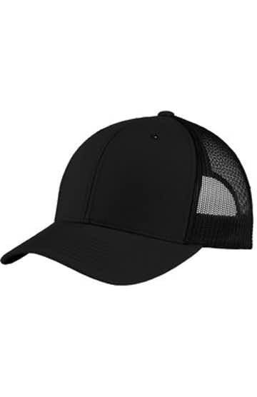 Sport-Tek STC39 Black / Black