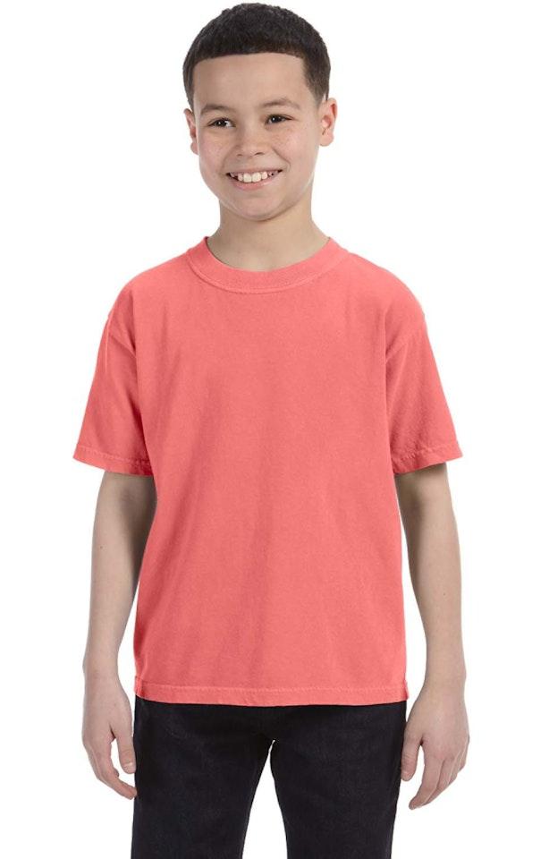 Comfort Colors C9018 Neon Red Orange