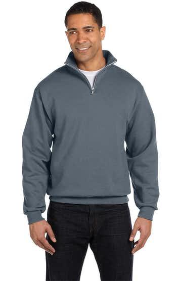 Jerzees 995M Charcoal Grey