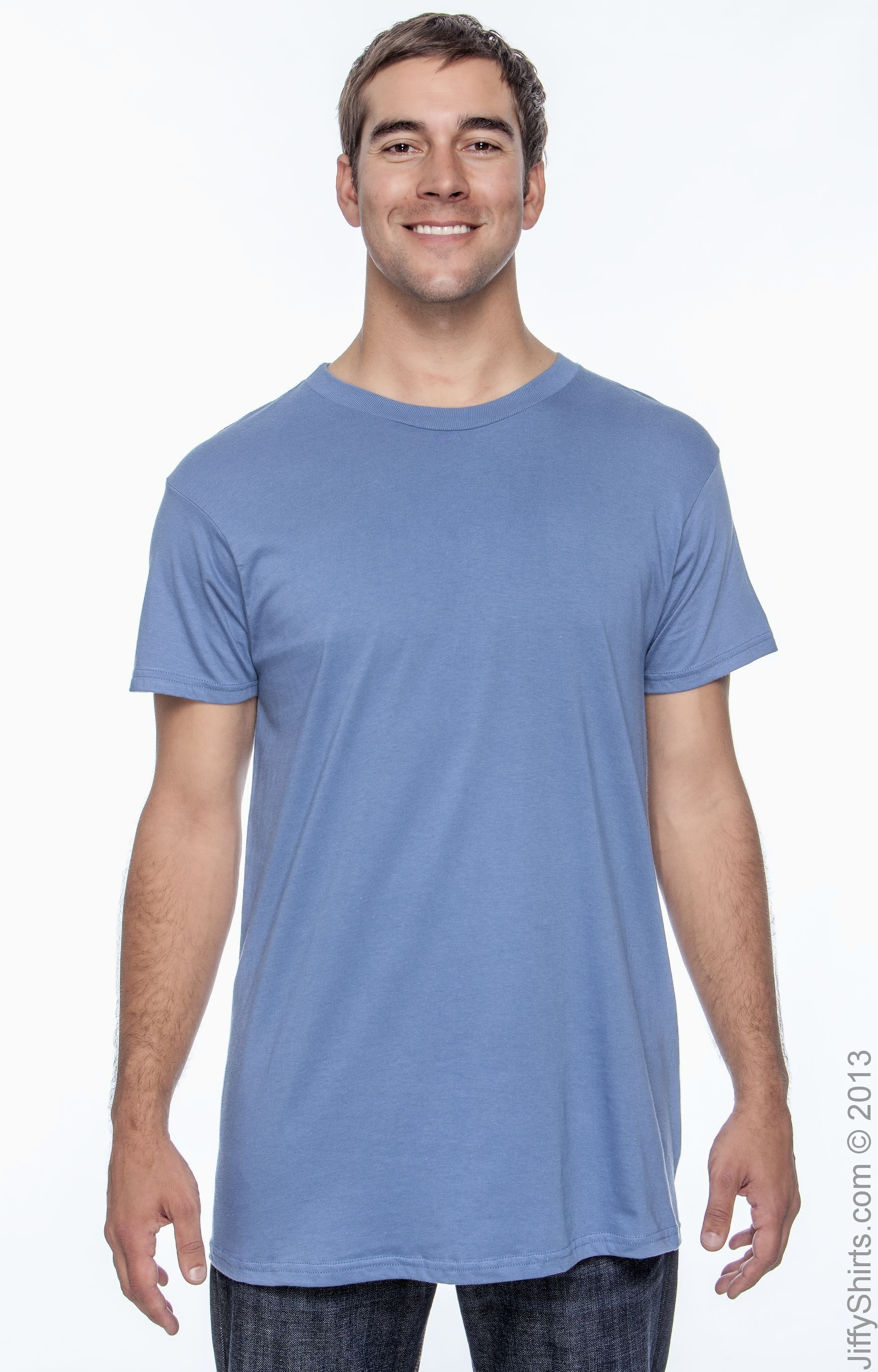 Hanes 4980 Denim Blue