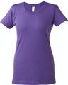 Tultex 0253TC Lilac Tri Blend