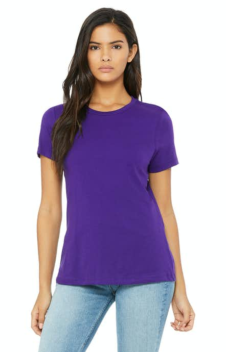 Bella+Canvas B6400 Team Purple