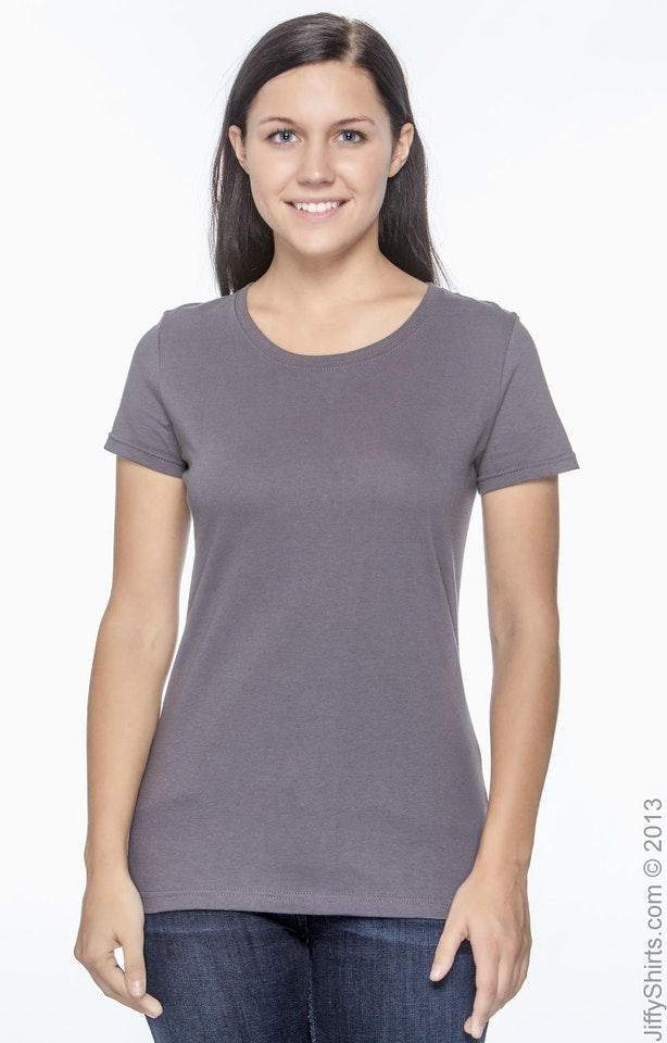 Fruit of the Loom L3930R Charcoal Grey