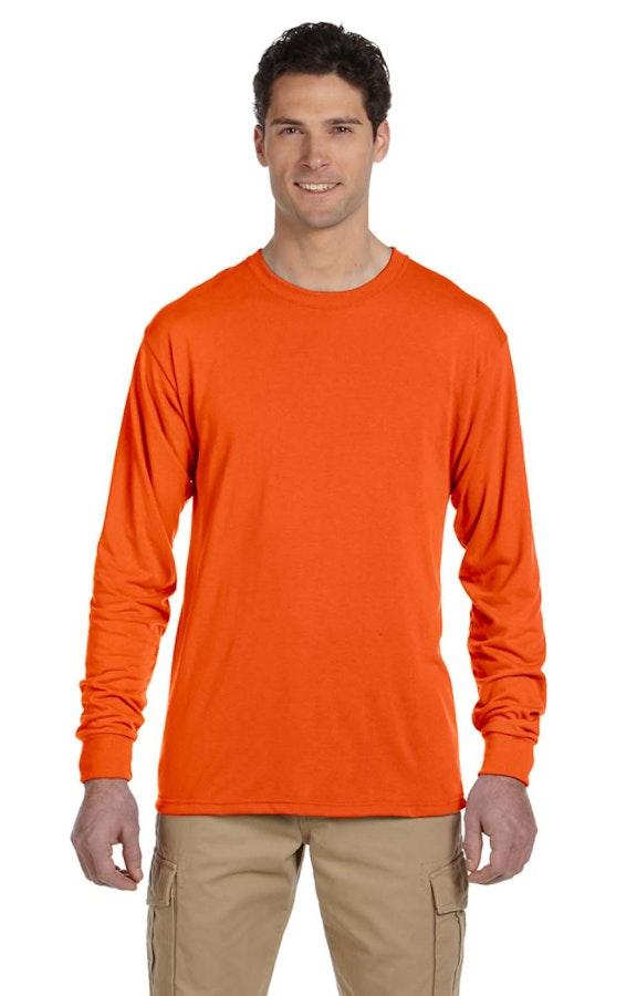 Jerzees 21ML High Viz Safety Orange