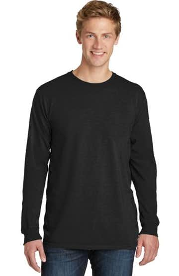 Port & Company PC099LS Black