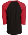 Tultex 0245TC Black/Red