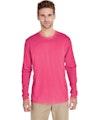 Gildan G474 Safety Pink