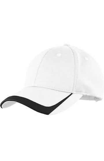 Sport-Tek STC24 White / Black