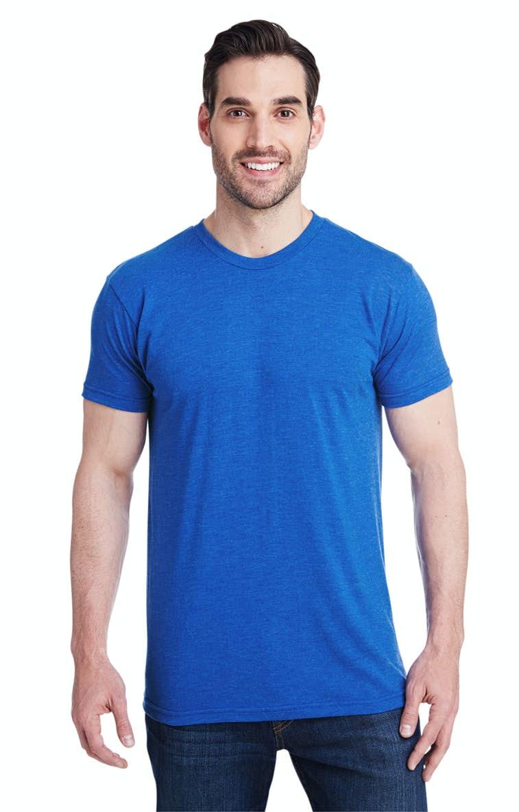 41b1752d1 Bayside 5710 Unisex Triblend T-Shirt - JiffyShirts.com