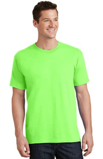 Port & Company PC54T Neon Green