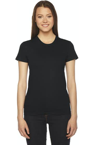 American Apparel 2102W Black