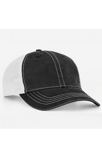 Pacific Headwear 0V67PH Black/White
