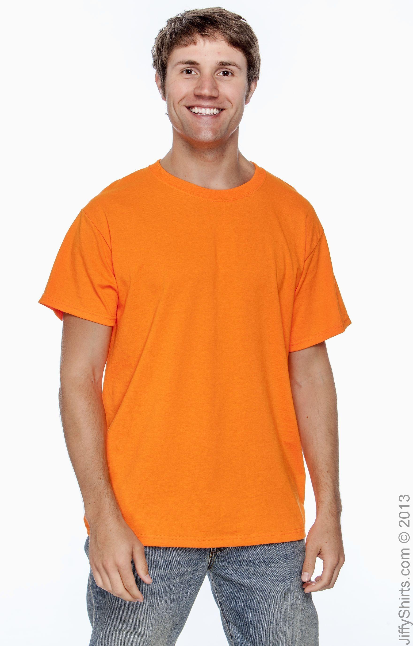 Jerzees 29M High Viz Safety Orange