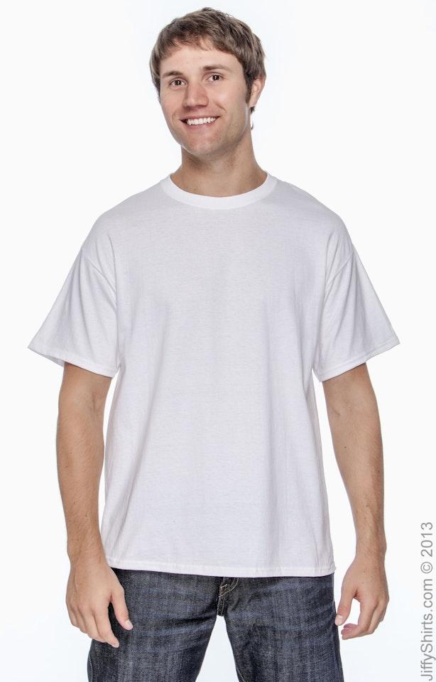 Hanes 5250T White