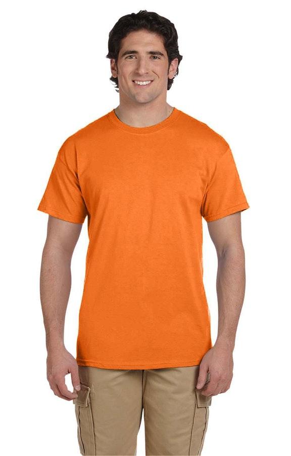 Fruit of the Loom 3931 Safety Orange