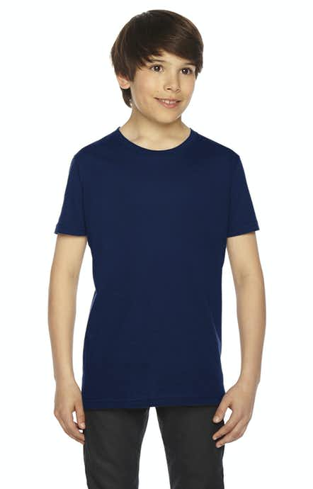 American Apparel 2201 Navy
