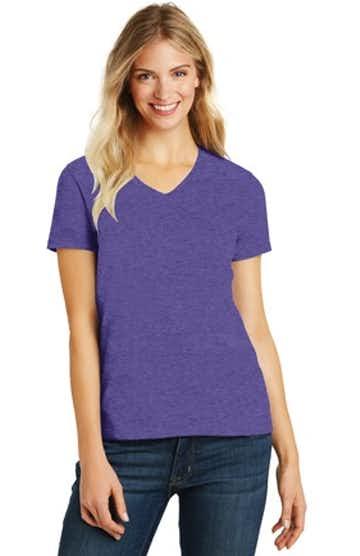 District DM1190L Heather Purple