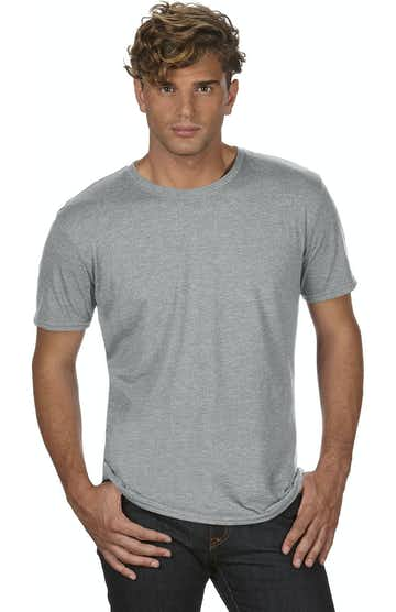 Anvil 6750 Heather Grey