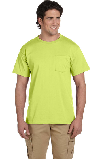Jerzees 29P High Viz Safety Green