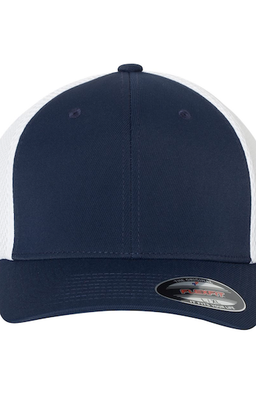 Flexfit 6533 Navy/ White