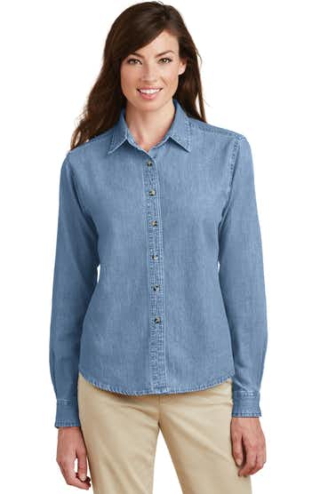 Port & Company LSP10 Faded Blue