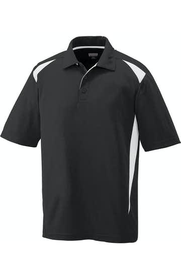 Augusta Sportswear 5012 Black/White