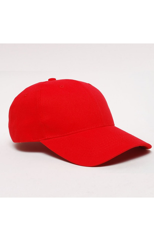 Pacific Headwear 0101PH Red