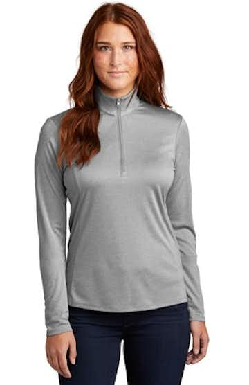 Sport-Tek LST469 Light Gray Heather