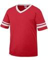 Augusta Sportswear 360 White/Red