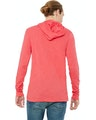 Bella + Canvas 3512 Heather Red
