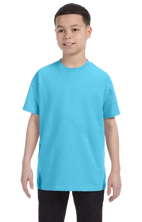 Hanes 54500 Blue Horizon