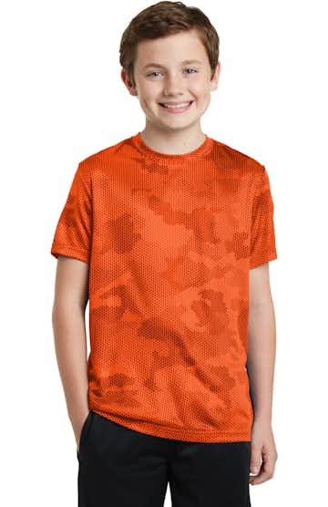 Sport-Tek YST370 Neon Orange