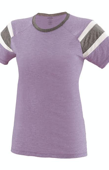 Augusta Sportswear 3011 Lavndr/ Slt/ Wht