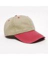 Pacific Headwear 0300PH Sand/Cape Red