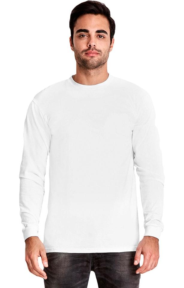 Next Level 7401 White