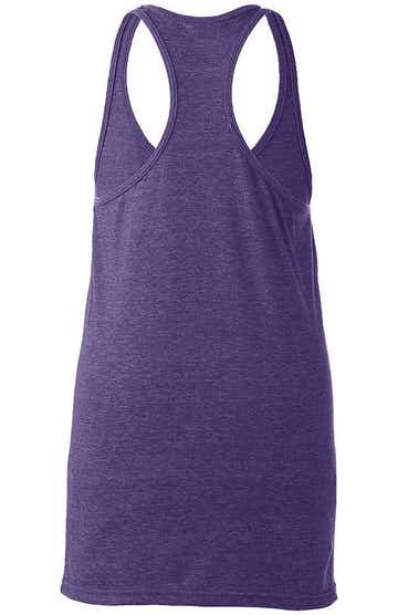 Tultex S190TC Heather Purple