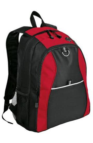 Port Authority BG1020 Red / Black