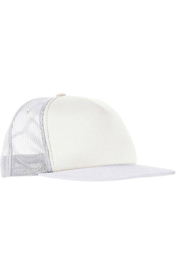 Yupoong 6005FF White